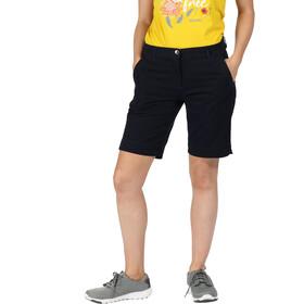 Regatta Solita II Shorts Women, navy